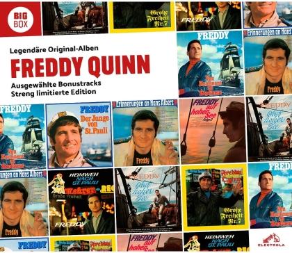 Freddy Quinn - Big Box (4 CDs)