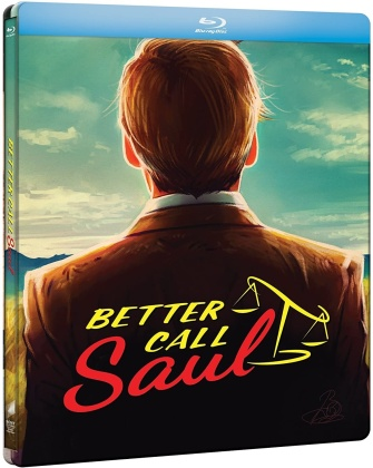 Better Call Saul - Stagione 1 (Steelbook, 3 Blu-ray)