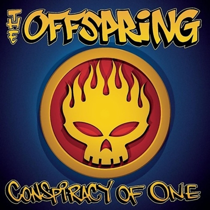 The Offspring - Conspiracy Of One (2021 Reissue, LP)