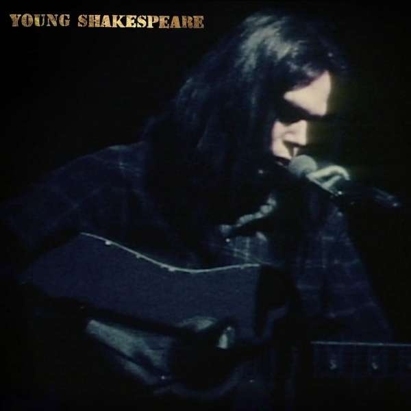 Neil Young - Young Shakespeare (LP + DVD + CD)