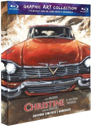 Christine - La Macchina Infernale (1983) (Graphic Art Collection, Edizione Limitata)