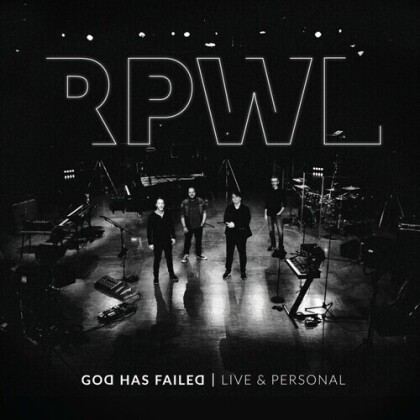 RPWL - God Has Failed - Live & Personal