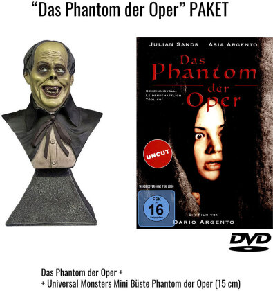 Das Phantom der Oper (1998) (+ Büste, Limited Edition, Uncut)