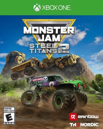 Monster Jam Steels Titans 2