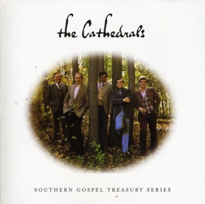 Cathedrals - Southern Gospel Treasury (2021 Reissue)