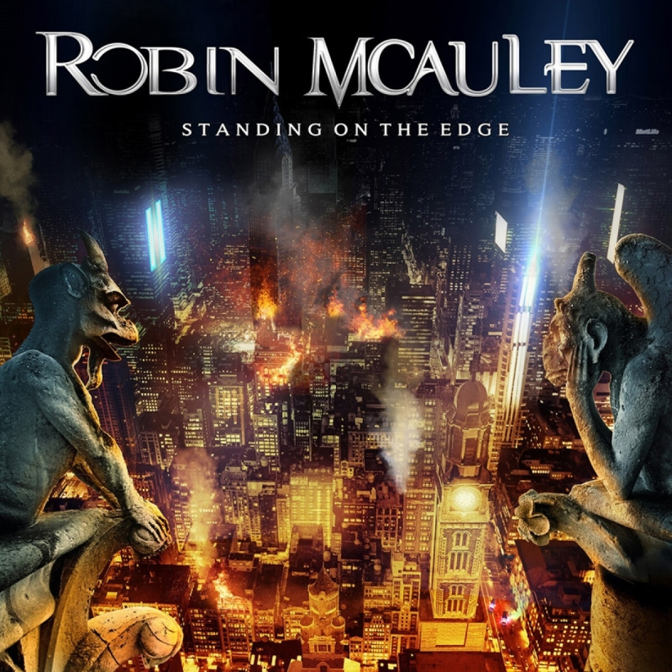 Robin McAuley (MSG/Black Swan) - Standing On The Edge