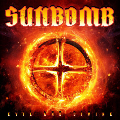 Sunbomb (Michael Sweet/Tracii Guns) - Evil And Divine