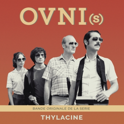 Thylacine - OVNI(s) - OST - Serie (LP)
