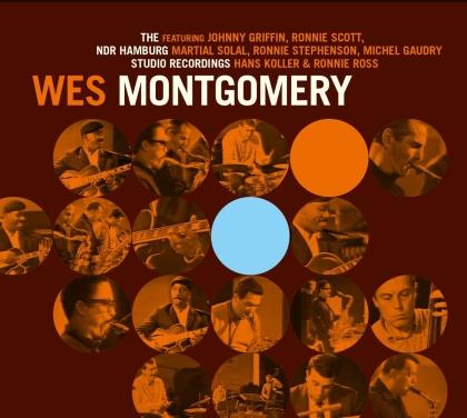 Wes Montgomery - The Ndr Hamburg Studio Recordings (Gatefold, LP + Blu-ray)