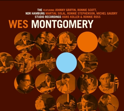 Wes Montgomery - The Ndr Hamburg Studio Recordings (CD + Blu-ray)