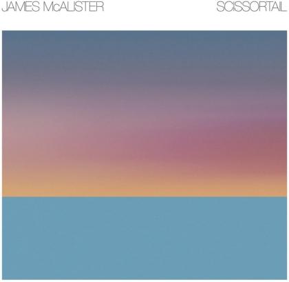 James McAlister - Scissortail (LP)
