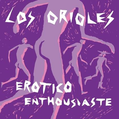 Los Orioles - Erotico Enthousiaste (LP)