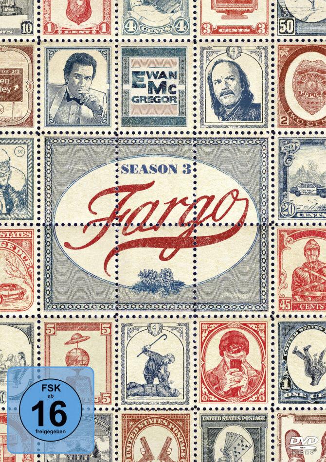 Fargo - Staffel 3 (4 DVDs)