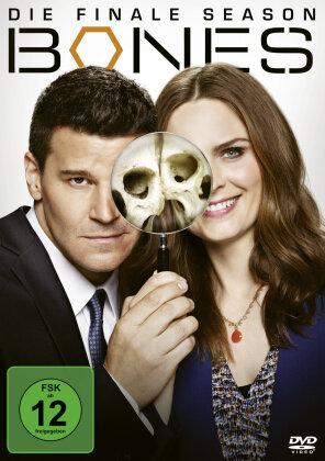 Bones - Staffel 12 - Die finale Staffel (3 DVDs)