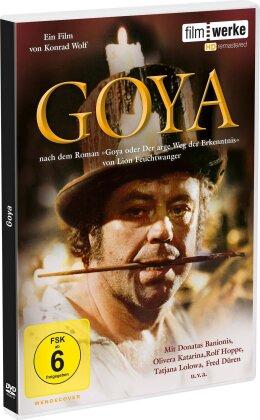 Goya (1971) (Filmwerke, HD Remastered)