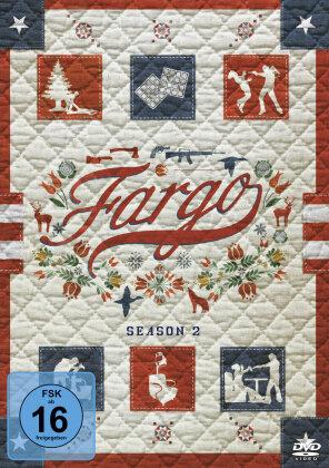 Fargo - Staffel 2 (4 DVDs)