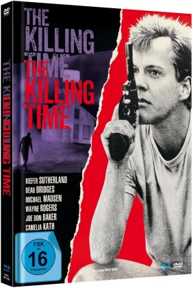 The Killing Time (1987) (Limited Edition, Mediabook, Blu-ray + DVD)