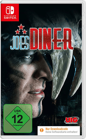 Joes Diner - (Code in a Box)