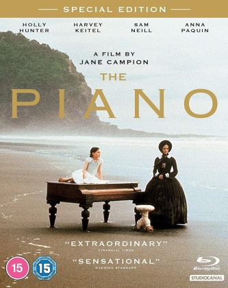 The Piano (1992) (Special Edition)
