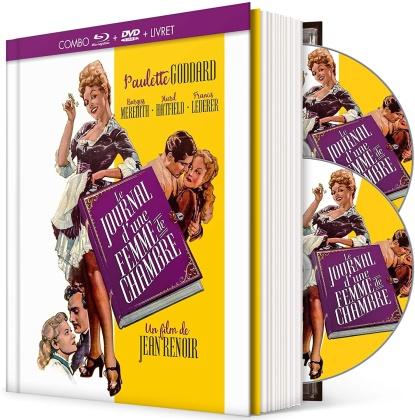 Journal d'une femme de chambre (1946) (Collector's Edition, Mediabook, Blu-ray + DVD)