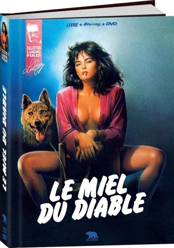 Le miel du diable (1986) (Collector's Edition, Mediabook, Blu-ray + DVD)