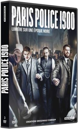 Paris Police 1900 - Saison 1 (3 DVDs)