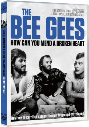 The Bee Gees - How Can You Mend A Broken Heart