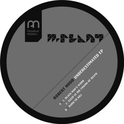Robert Hood - Underestimated (LP)