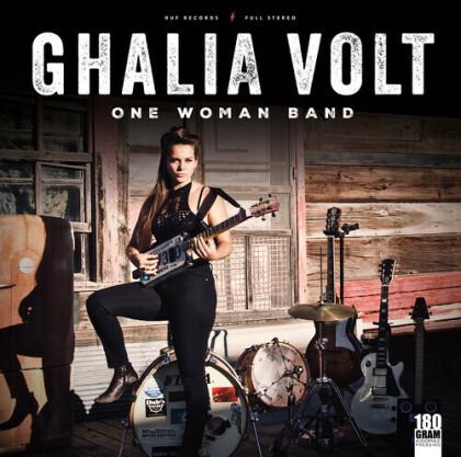 Ghalia Volt - One Woman Band (LP)