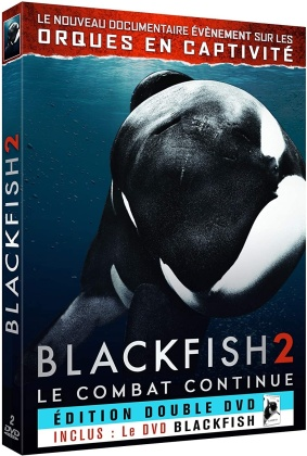 Blackfish 2 - Le combat continue (2019) (Collector's Edition, 2 DVDs)