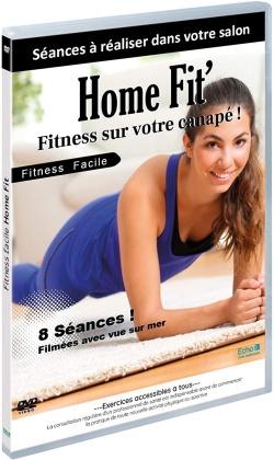 Home Fit' - Fitness sur votre canapé !