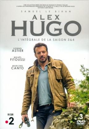 Alex Hugo - L'intégrale de la saison 3 & 4 (3 DVDs)