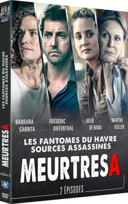 Meurtres à - Les Fantômes du Havre / Sources Assassines