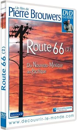 Route 66 (2) - Du Nouveau-Mexique au Pacifique (DVD Guides)