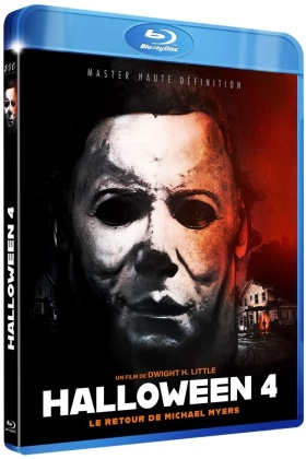 Halloween 4 - Le retour de Michael Myers (1988) (Nouveau Master Haute Definition)