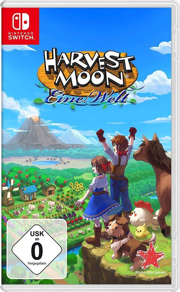 Harvest Moon - One World (German Edition)