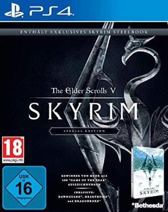 The Elder Scrolls 5: Skyrim (Steelbook Edition)