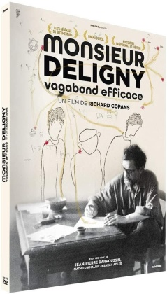 Monsieur Deligny - Vagabond efficace (2020)