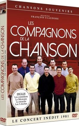 Les Compagnons De La Chanson - Le concert inédit 1981