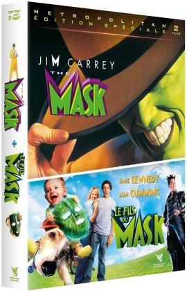 The Mask (1994) / Le fils du Mask (2005) (Special Edition, 2 DVDs)