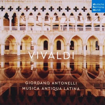 Giordano Antonielli, Musica Antiqua Latina & Antonio Vivaldi (1678-1741) - Concertos