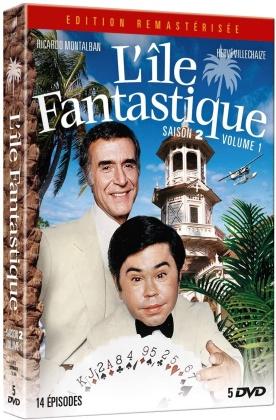 L'île Fantastique - Saison 2 - Vol. 1 (5 DVD)