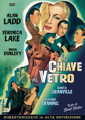 La chiave di vetro (1942) (HD-Remastered, s/w, Neuauflage)