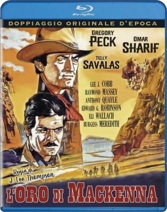 L'oro di Mackenna (1969) (Doppiaggio Originale D'epoca)