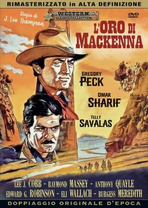 L'oro di Mackenna (1969) (Western Classic Collection, Doppiaggio Originale D'epoca, HD-Remastered)