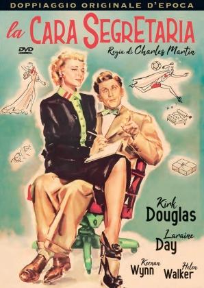 La cara segretaria (1948) (Doppiaggio Originale D'epoca, s/w, Neuauflage)