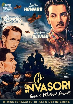 Gli invasori (1941) (War Movies Collection, HD-Remastered, n/b)