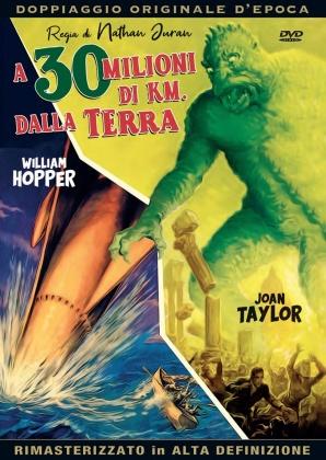 A 30 milioni di Km dalla Terra (1957) (Doppiaggio Originale D'epoca, HD-Remastered, n/b, Riedizione)