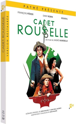 Cadet Rousselle (1954) (Collector's Edition, Edizione Restaurata, Blu-ray + DVD)
