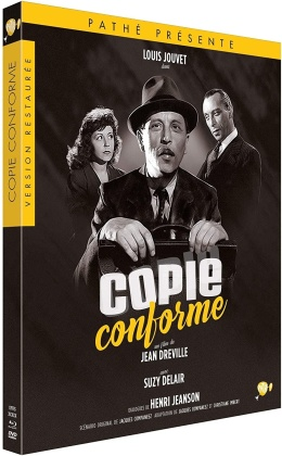 Copie conforme (1947) (Collector's Edition, Restaurierte Fassung, Blu-ray + DVD)